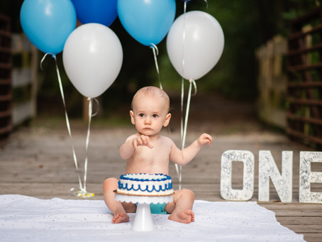 Elio is One!