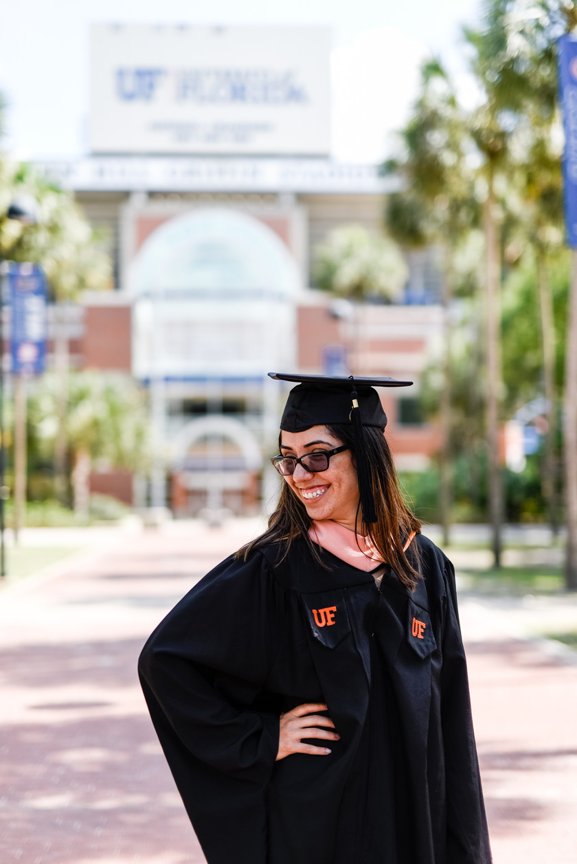 Senior Session | Gainesville Portrait Photographer | CWP Photography