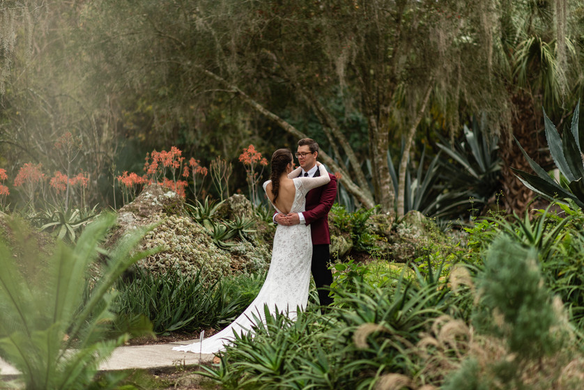 Kanapaha Botanical Gardens | Gainesville Wedding Photographer | CWP Photography