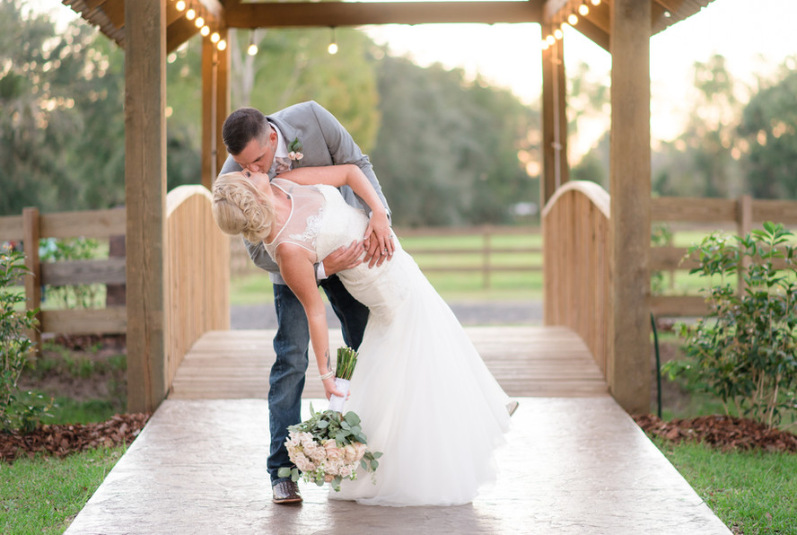 Taylor & JJ's Belle Oaks Barn Wedding | Gainesville Wedding Photographer | CWP Photography