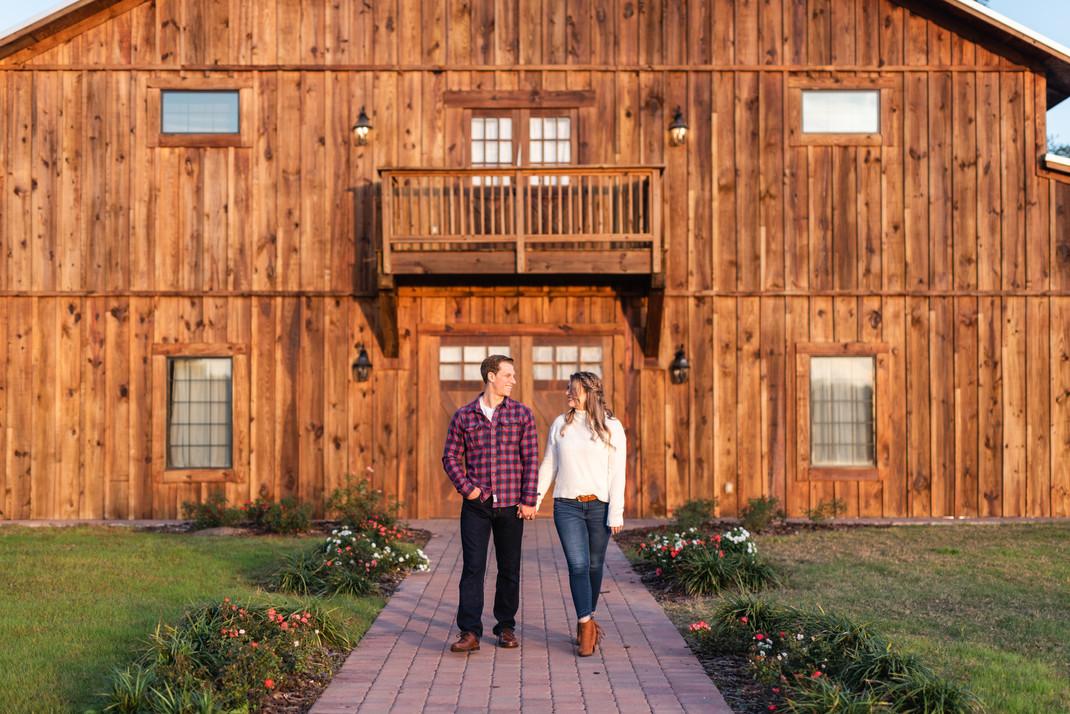 Sam & Grant C Bar Ranch Engagement    Gainesville Engagement Photographer   CWP Photography
