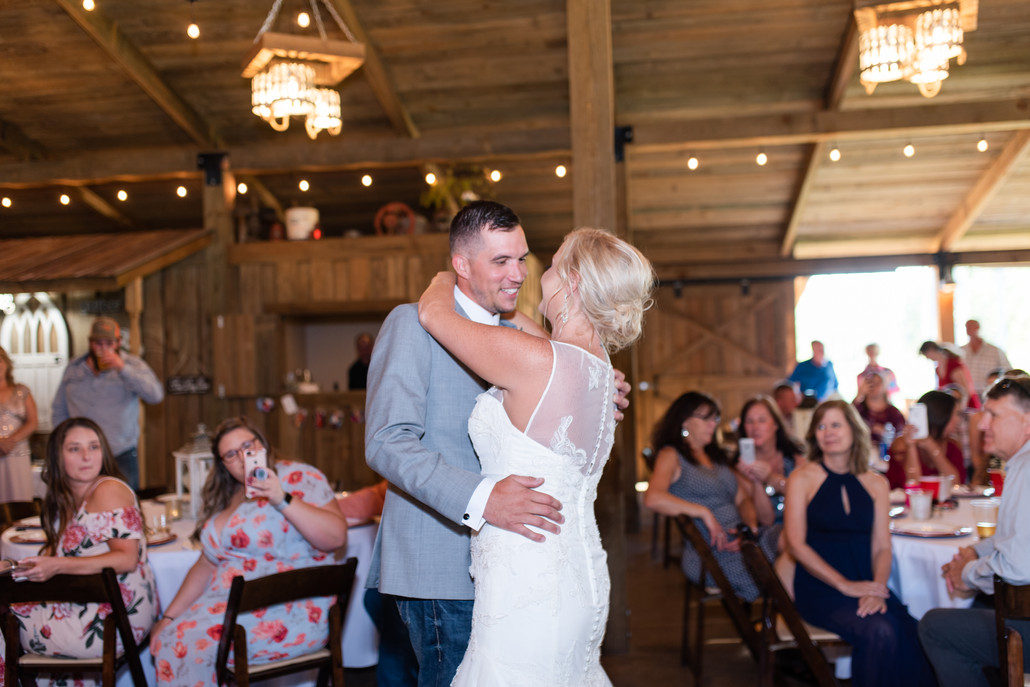 Taylor & JJ | Gainesville Wedding Photographer | CWP Photography