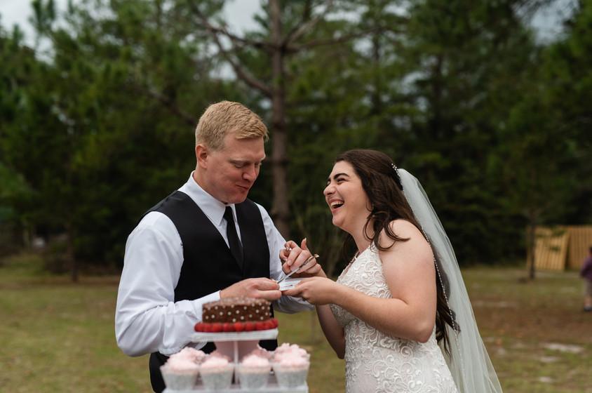 David & Meagan's Chiefland Wedding | Gainesville Wedding Photographer | CWP Photography