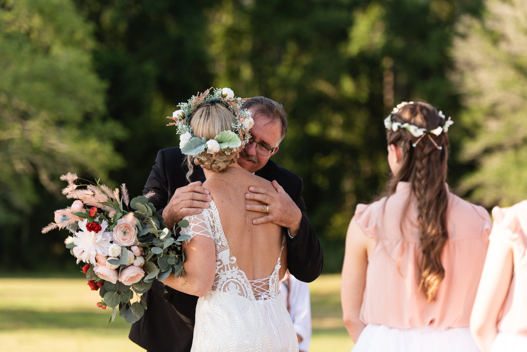 Jessica & Ryan's C Bar Ranch Wedding | Gainesville Wedding Photographer | CWP Photography