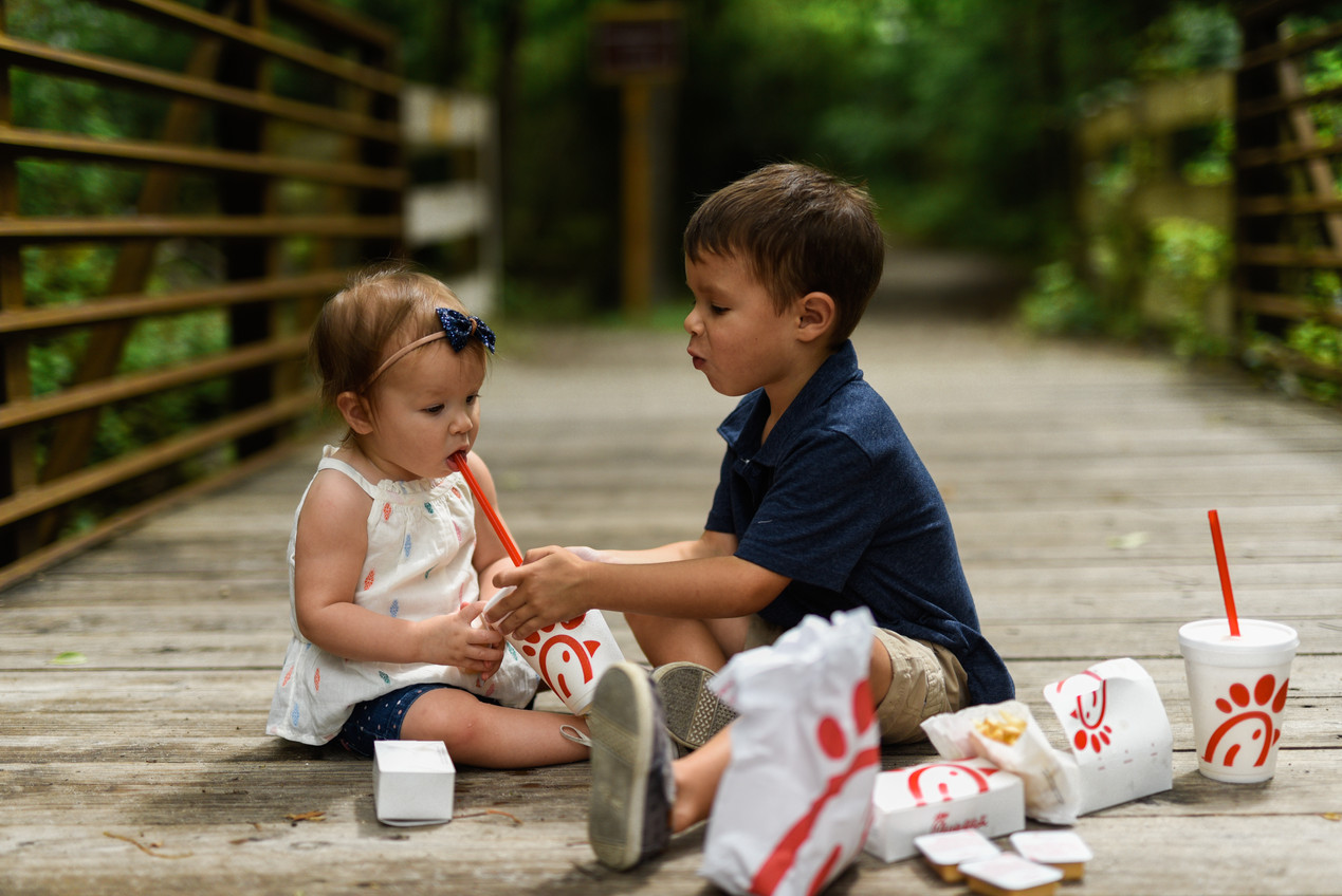 Gainesville Lifestyle Photographer - CWP Photography - Chick-Fil-a Session