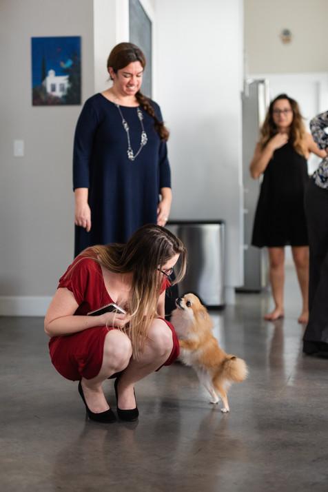 Jessica's Bridal Shower | Gainesville Wedding Photographer | CWP Photography