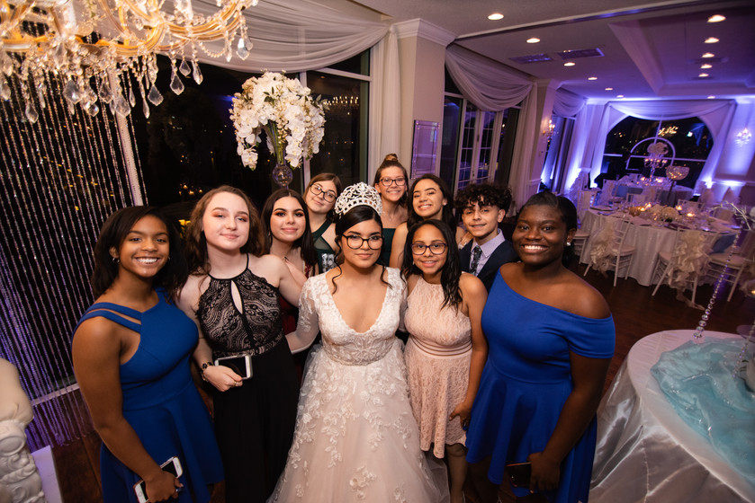 Gainesville Quince Photographer - CWP Photography