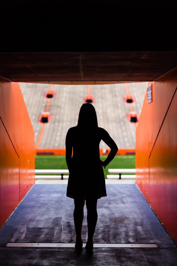 Valeria's Graduation Session | Gainesville Lifestyle Photographer | CWP Photography