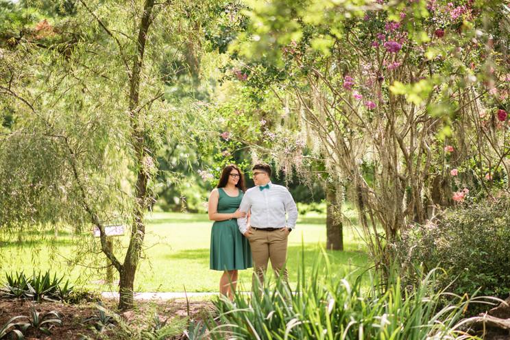 Kanapaha Botanical Gardens | Gainesville Portrait Photographer | CWP Photography