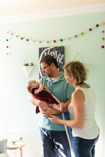 First Birthday | Gainesville Lifestyle Photographer | CWP Photography