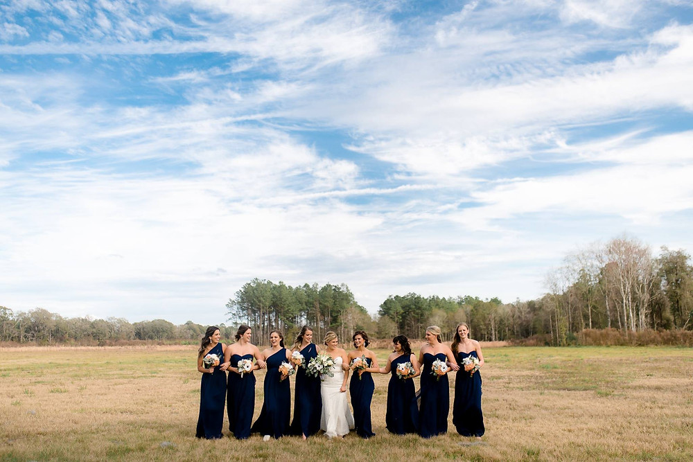 C Bar Ranch Wedding | Gainesville Wedding Photographer | CWP Photography