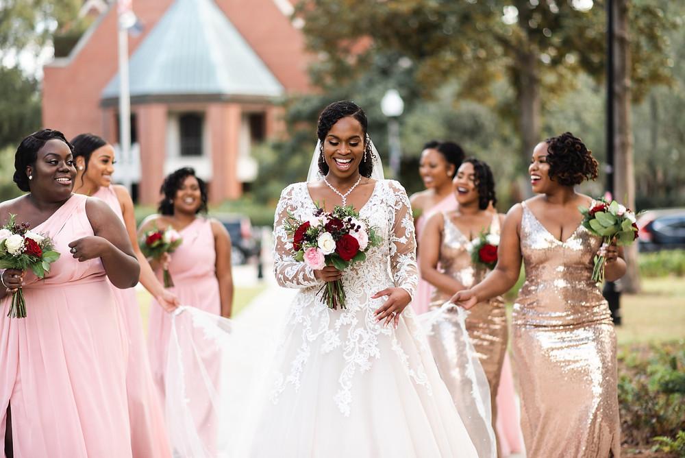 Thomas Center Wedding | Gainesville Wedding Photographer | CWP Photography