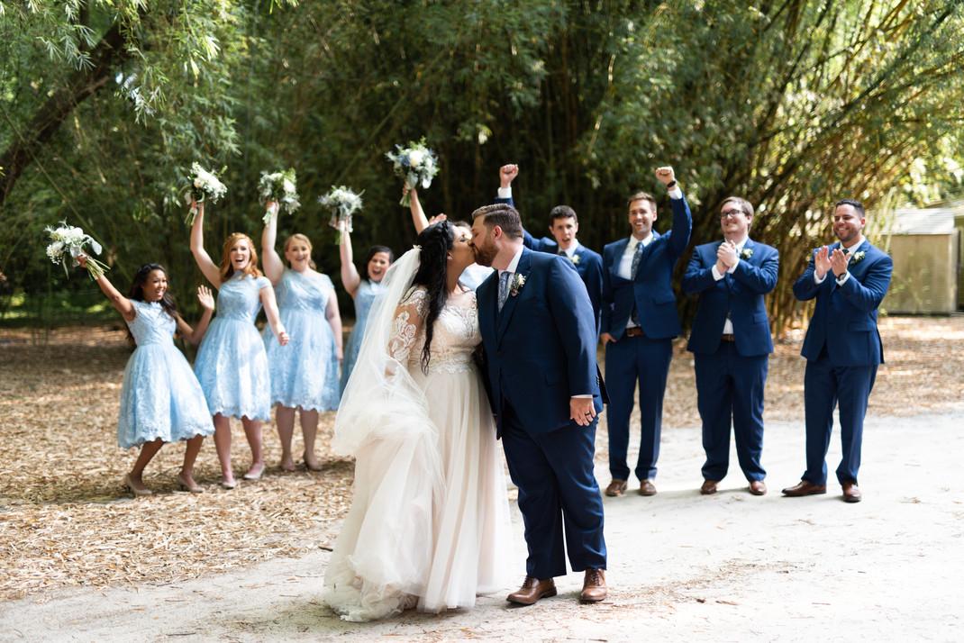 Baughman Center & Kanapaha Gardens Wedding | Gainesville Wedding Photographer | CWP Photography