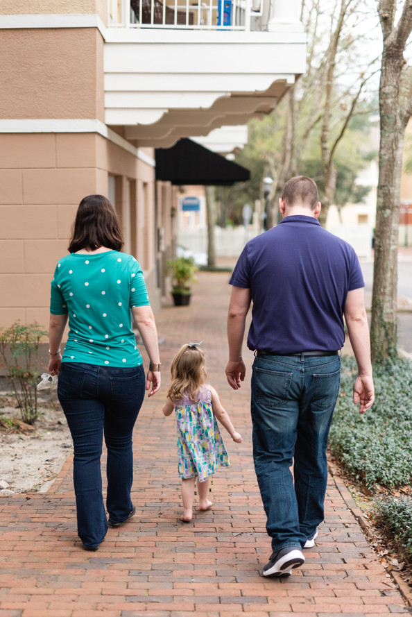 Family Lifestyle Session   Gainesville Family Photographer   CWP Photographer