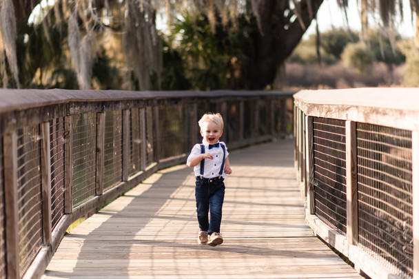 Declan's Milestone Session | Gainesville Family Photographer | CWP Photography