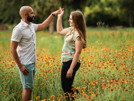 Andres & Devin: Lake Alice Engagement Session
