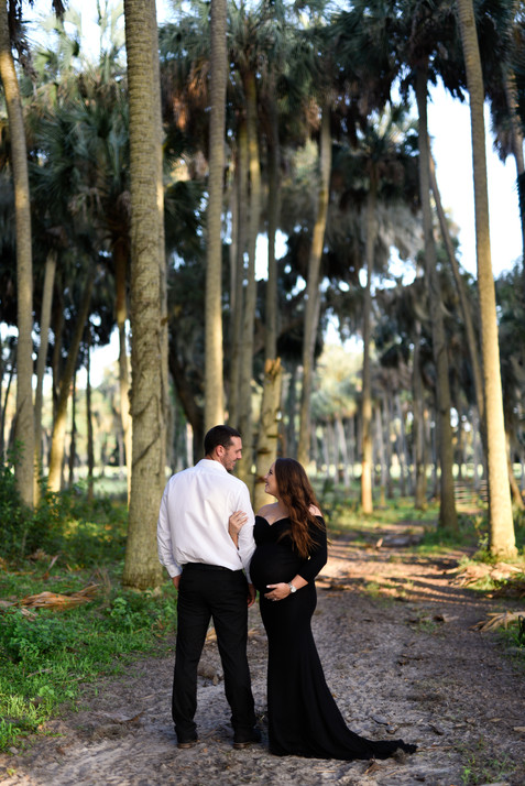 Tiffany & Justin's Maternity Session   Gainesville Maternity Photographer   CWP Photography