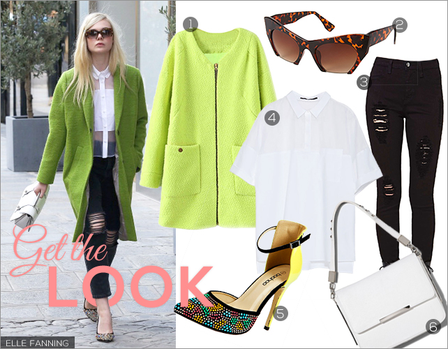 Get the Look: Elle Fanning