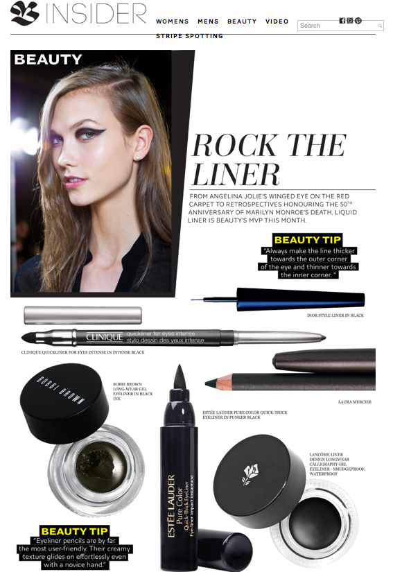 Rock The Liner