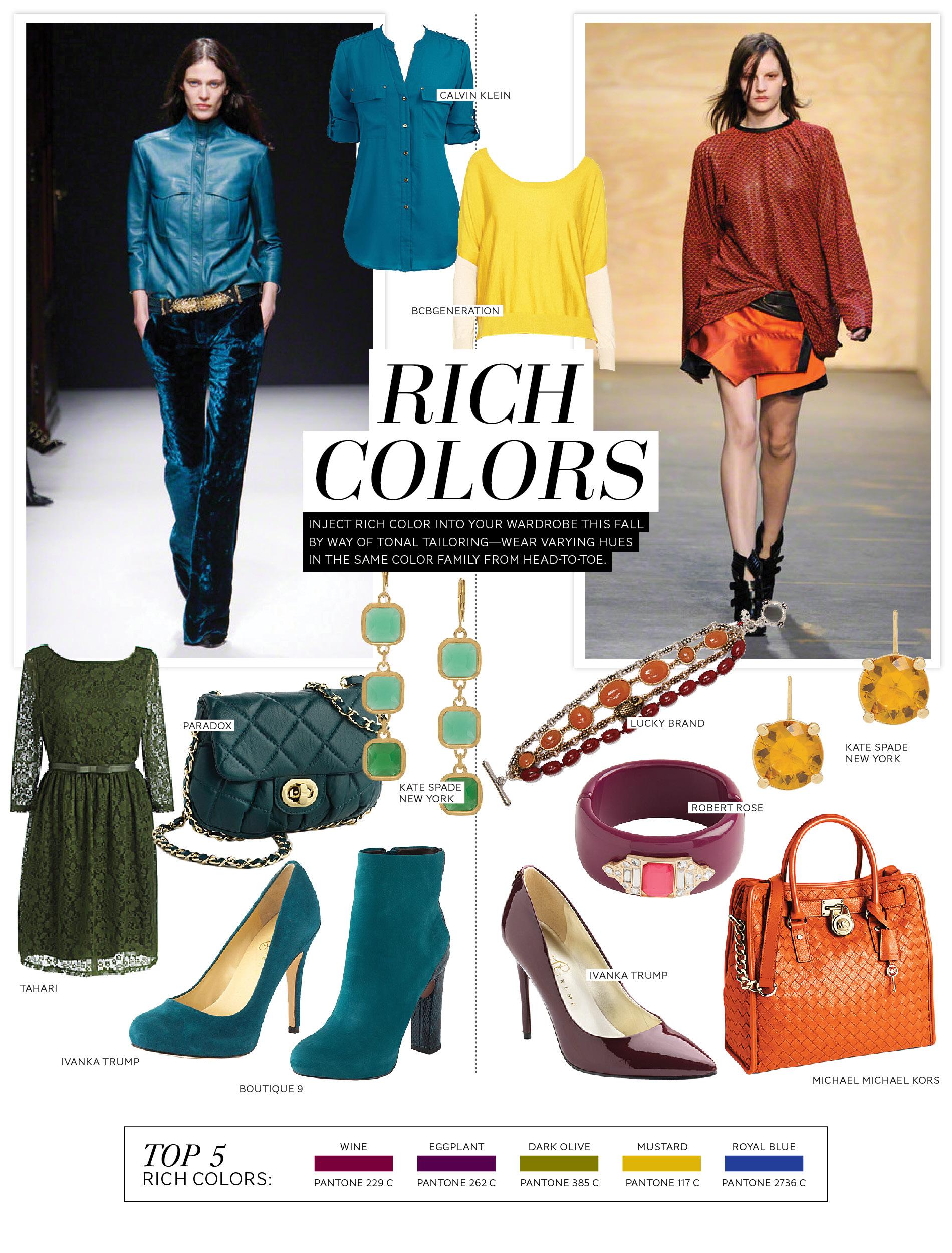 Rich Colors