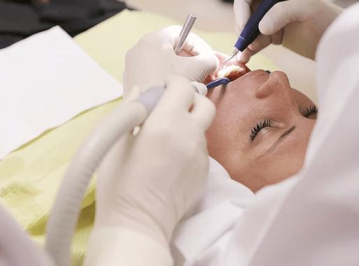 Milloin hammaslääkärit käyttävät nukutusta?