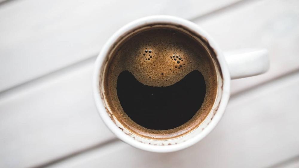 kahvi hampaat