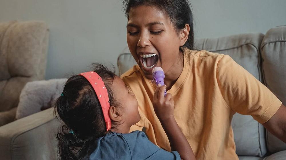 hampaiden valkaisu kotona