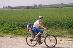מסלול לרוכבי אופניים