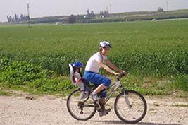 מסלול  רכיבה על אופניים בשטחי שאר ישוב