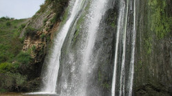 The Tanur waterfall