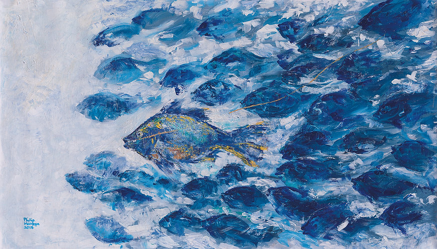 THE FIRST FISH – BLESSINGS DON'T FLEE(大).jpg