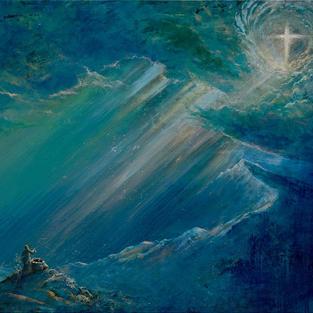 畫出屬 天的視界─腓力‧ 曼都法牧師