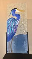 "Duvall ""Radiant Blue Heron"""