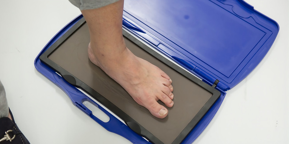 【終了しました】足の測定会