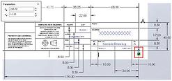 Detalhamento mecanico SOLIDWORKS 1