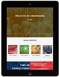 Novo site - 4i Engenharia!