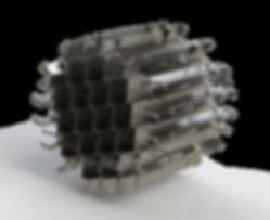Projeto CAD 3D - As Built