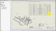 Detalhamento mecanico SOLIDWORKS 3