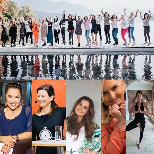 5. Kärntner Frauenerfolgsforum 2021 vom  14.-16.10.2021, Seeboden