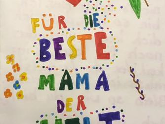 Mami, du bist die beste Mama der Welt