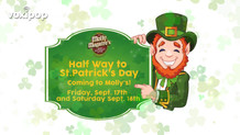 Molly Maguires Halfway to St. Patrick's Day