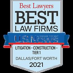 2021 Best Law Firms - Regional Tier 1 Badge - transparent.png