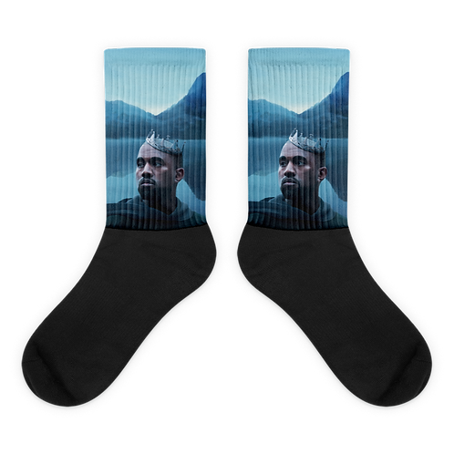 'Lonely Kanye' Socks