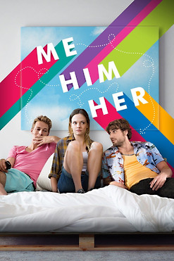 'Me Him Her' Theatrical Poster