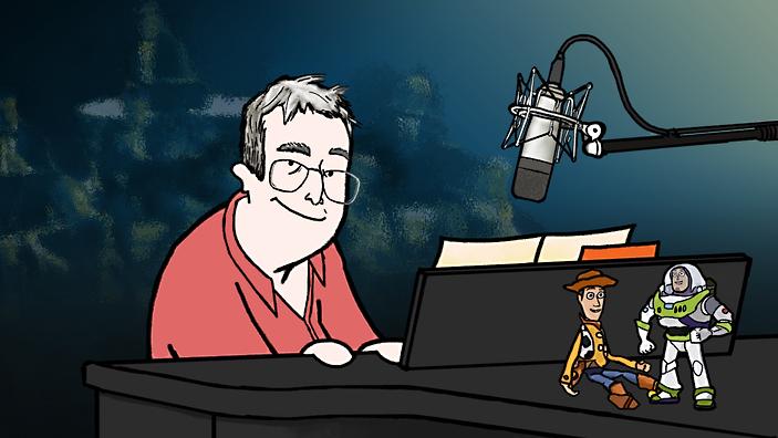 Pixar Recording Sessions: Randy Newman