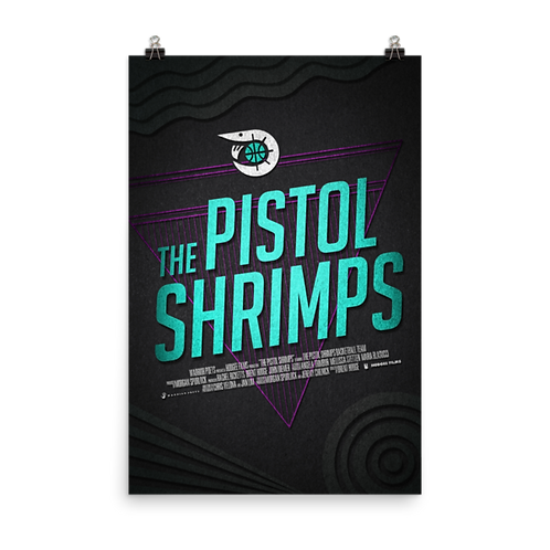 Pistol Shrimps (Alt) Movie Poster