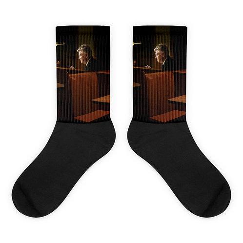 'Lonely Lynch' Socks