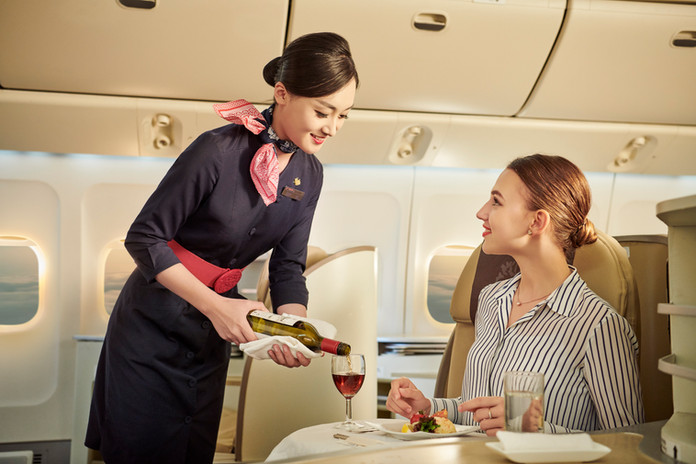 China Eastern Airlines 2018