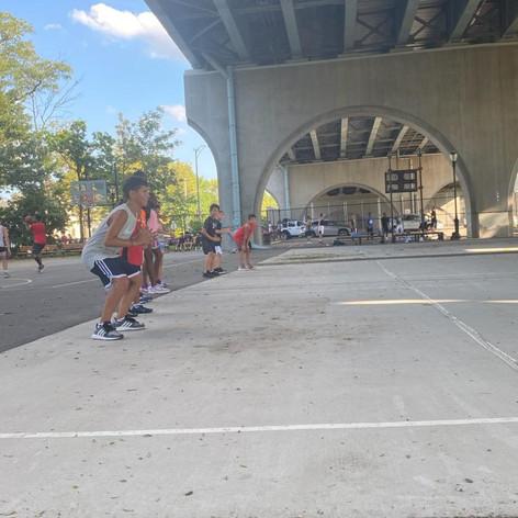 L.B.C. Youth Fitness