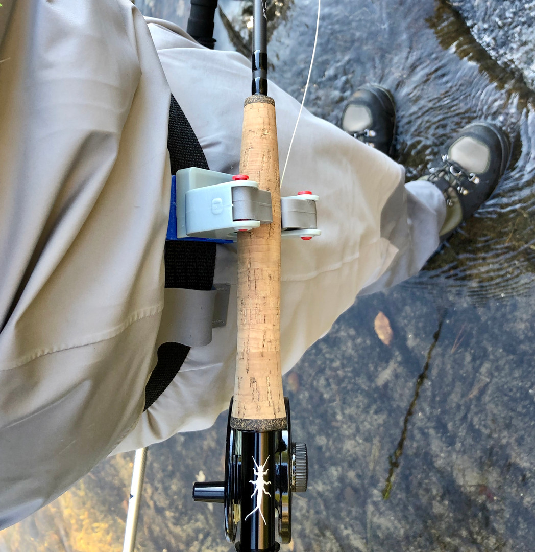 Fly Rod Holder in Action 2.HEIC